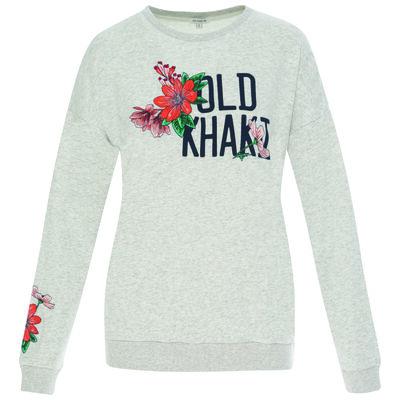 Old Khaki Women's Zuri Call-Out Sweat