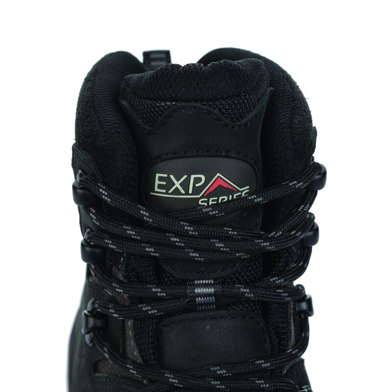 K-Way Expedition Series Men's Kili 16 Boot -  black-grey