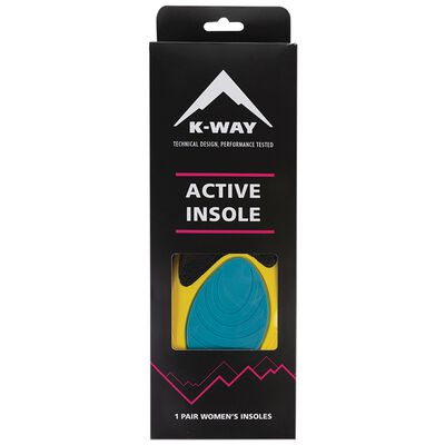 K-Way Women's Active Insole