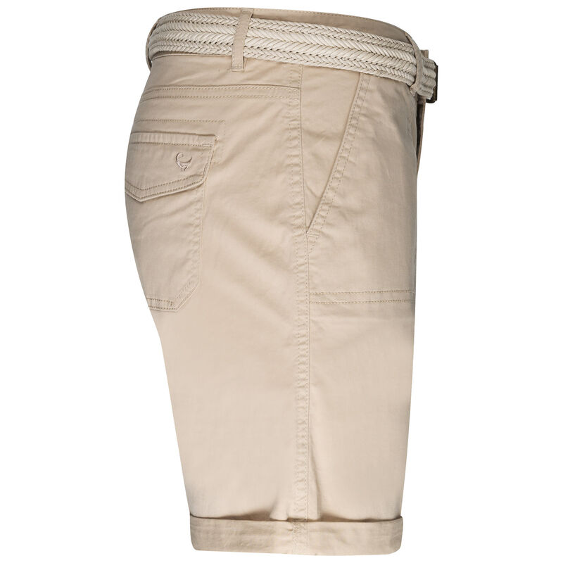 Old Khaki Women's Callia Belted Shorts -  khaki-stone