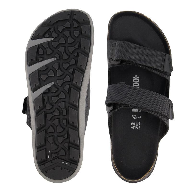 Birkenstock Men's Atacama Sandal  -  black
