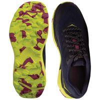Hoka Women's Torrent 2 Shoe -  graphite-yellow