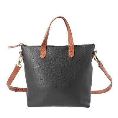 Old Khaki Women's Amarone Small Shopper Leather Bag