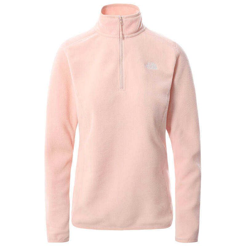 The North Face Women's Glacier ¼ Zip Fleece -  c34