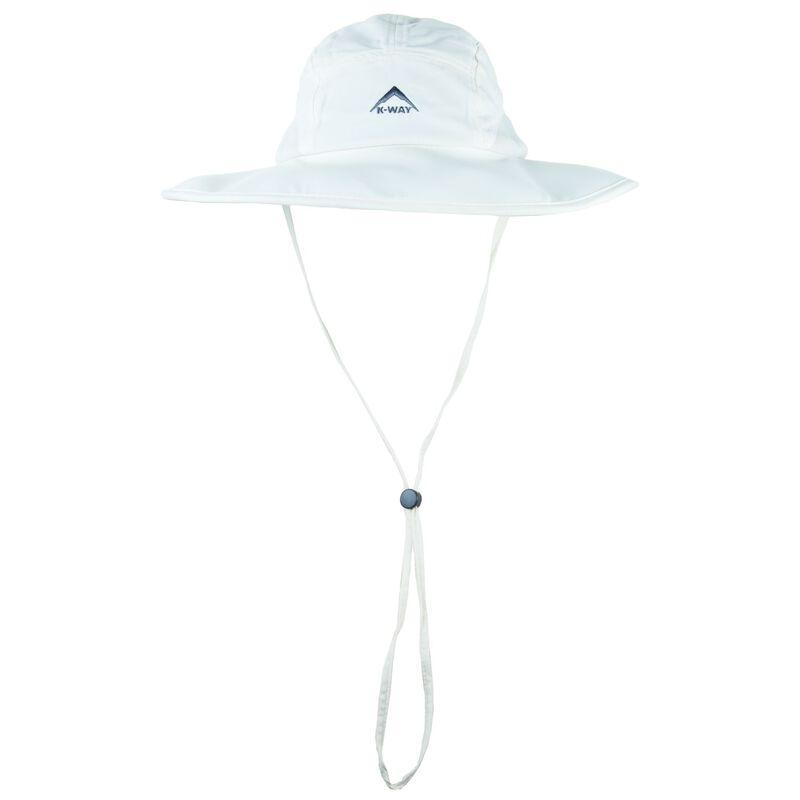 K-Way Women's Arum Floppy Hat -  white-assorted