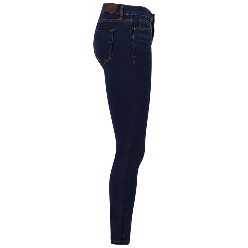 Old Khaki Women's Tai Denim Jegging  -  navy
