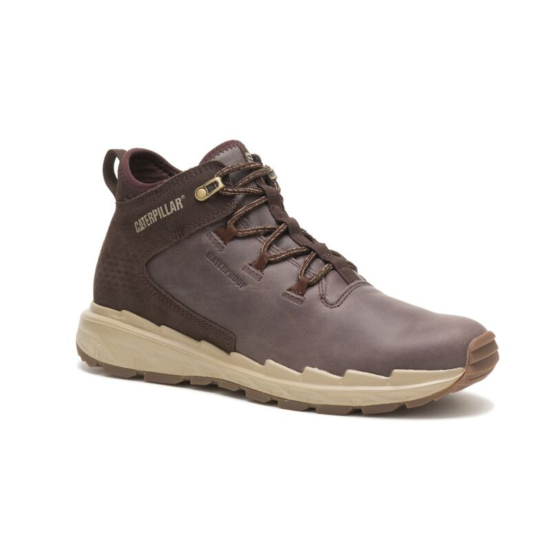 Caterpillar Men's Stratify Waterproof Sneaker  -  c15