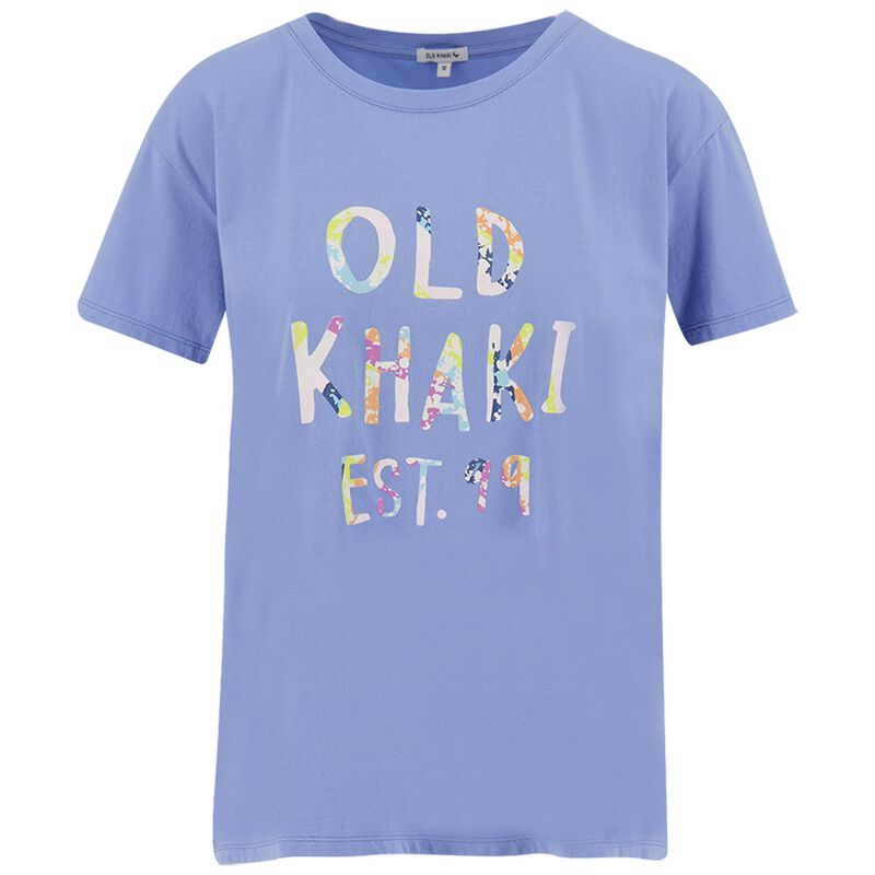 Old Khaki Women's Haven Tee -  dc5400