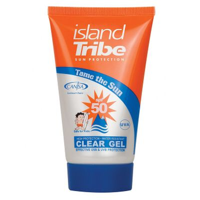 Island Tribe SPF 50 Gel 100ml