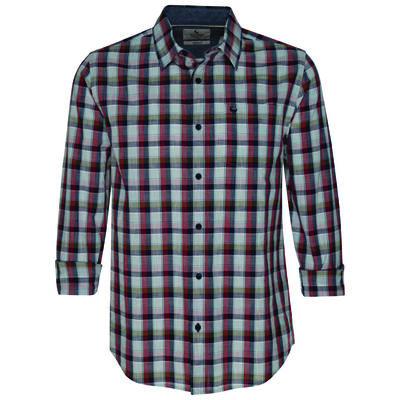 John Men's Regular Fit Shirt