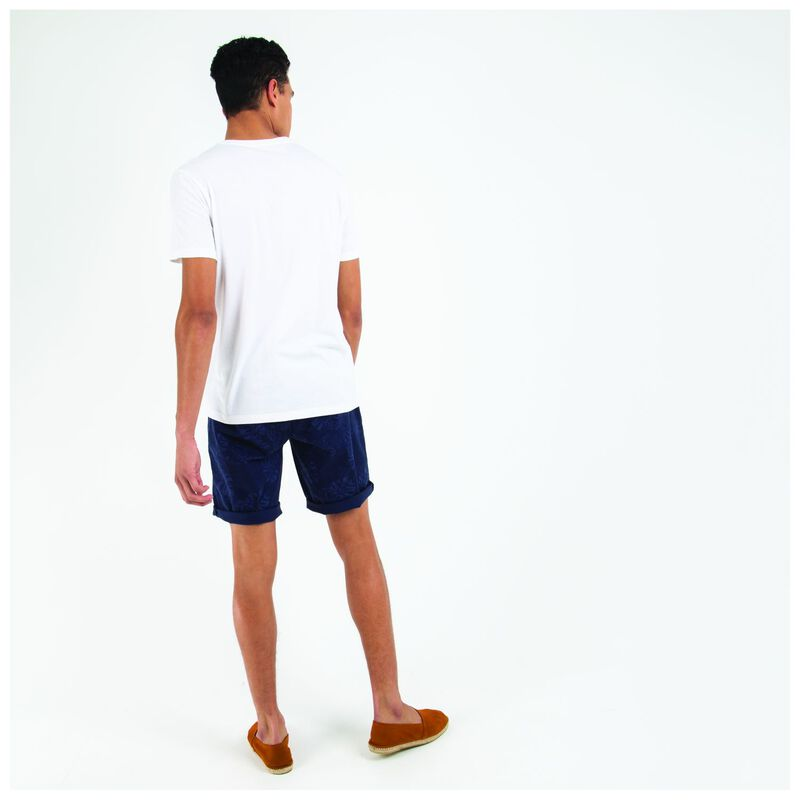 Old Khaki Men's Nico Standard Fit T-Shirt -  white