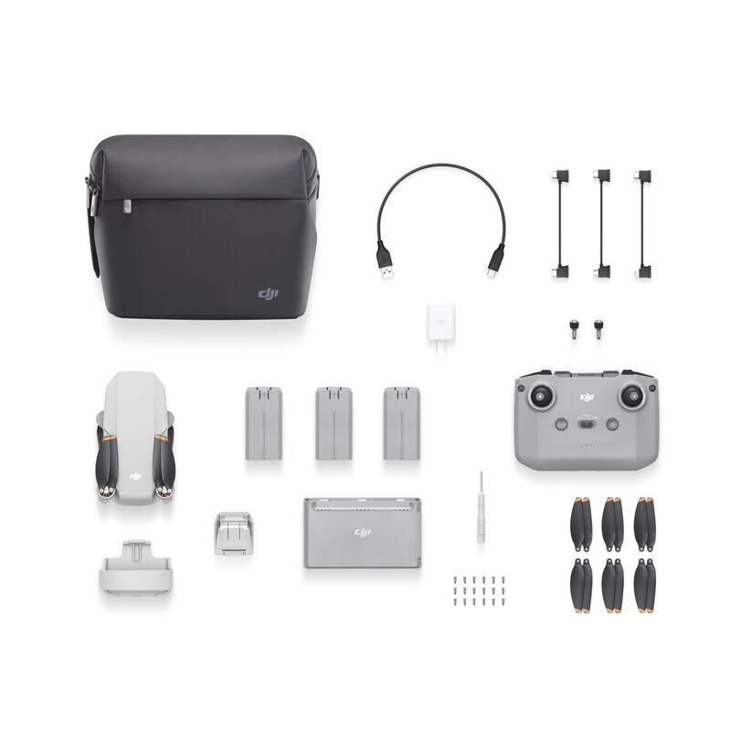 DJI Mavic Mini 2 Fly More Combo -  c13