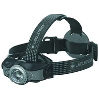 LED Lenser MH11 Bluetooth Rechargeable Headlamp -  grey