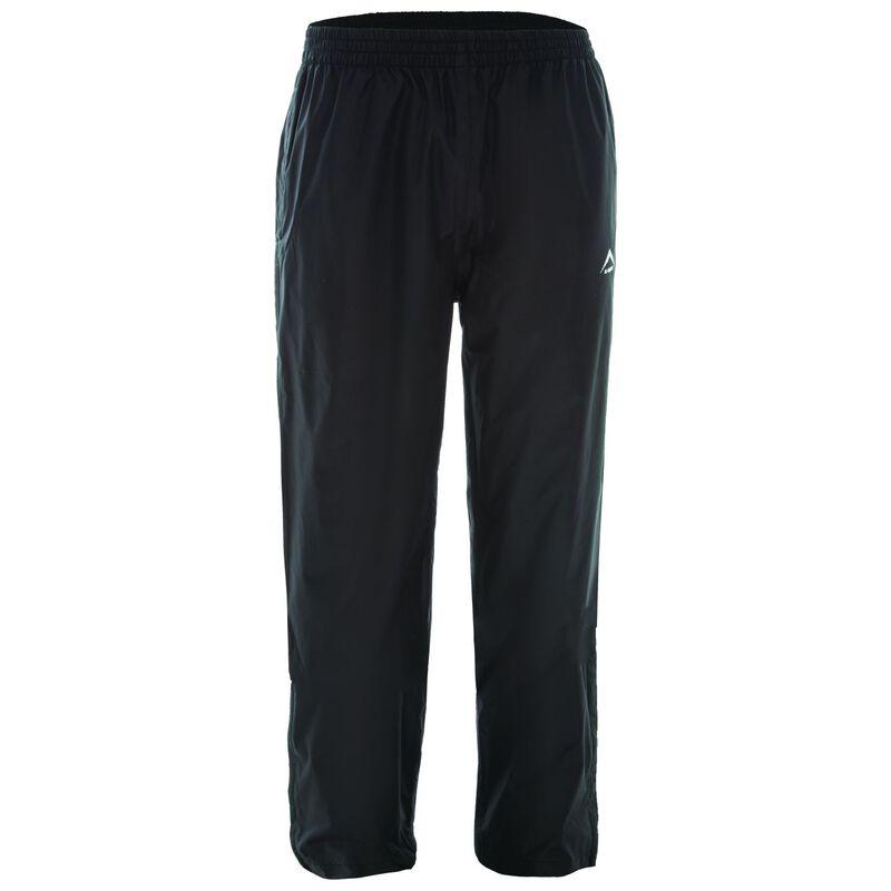 K-Way Unisex Rain Pants -  black