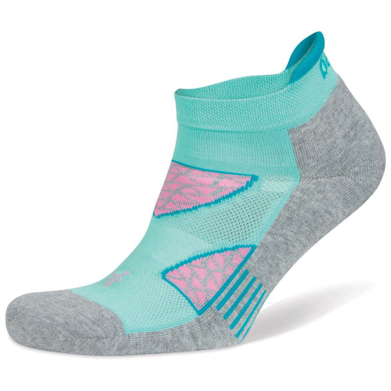 Balega Women's Enduro No Show -  grey-blue