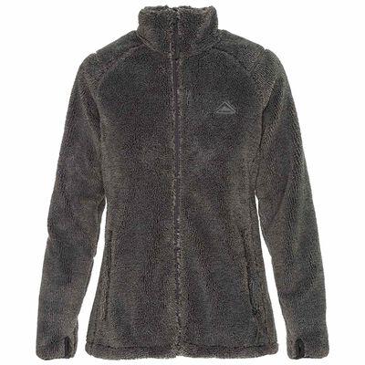 K-Way Women's Acacia Sherpa Fleece Jacket