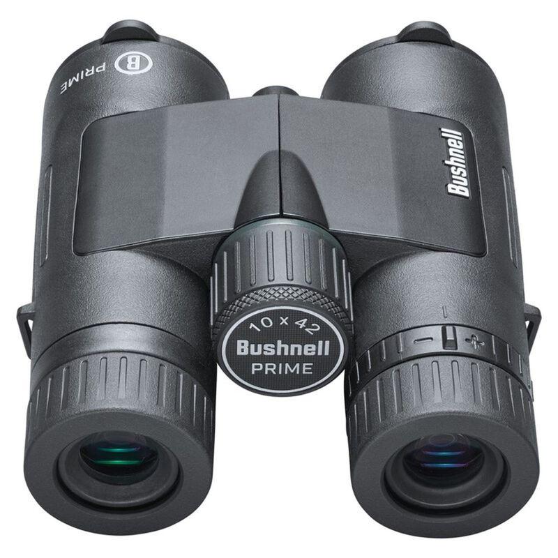 Bushnell Prime 10x42 Black Roof Prism FMC -  black