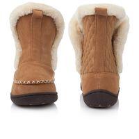 Rare Earth Women's Lilo Boot  -  camel-stone