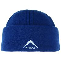 K-Way Fleece Beanie -  navy