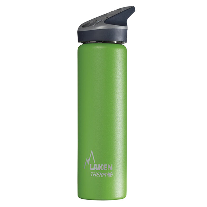 Laken Jannu 0.75L Stainless Steel Thermo Bottle -  green