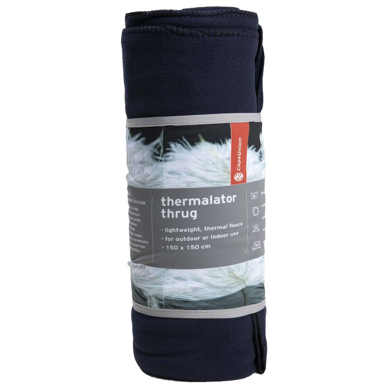 Cape Union Thermalator Thrug  -  navy