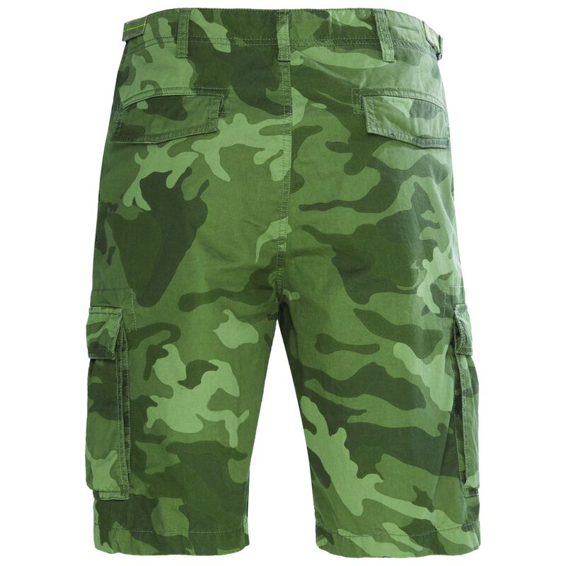 CU & Co Men's Callum Shorts -  camo