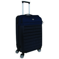K-Way Journey 65L Luggage Bag -  navy-navy