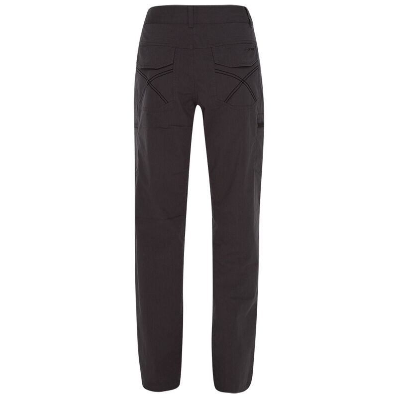 K-Way Women's Montel Cargo Trousers -  charcoal