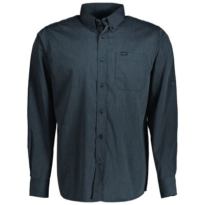 K-Way Men's Explorer Rawda Long Sleeve Shirt