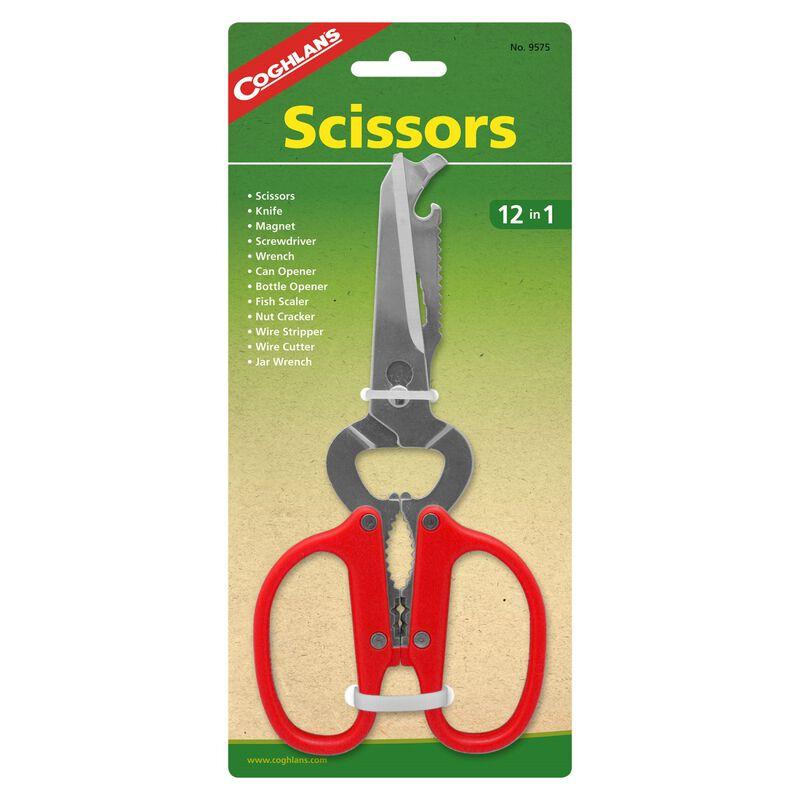 Coghlan's 12 In 1 Scissors -  nocolour