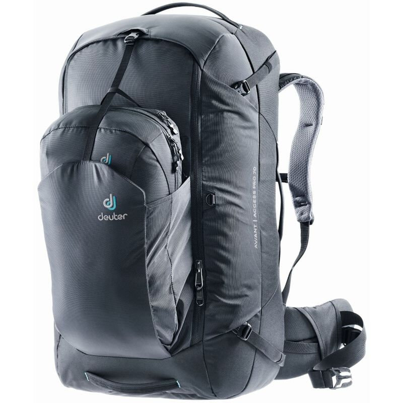 Deuter Aviant Access Pro 70 Duffel Bag -  black