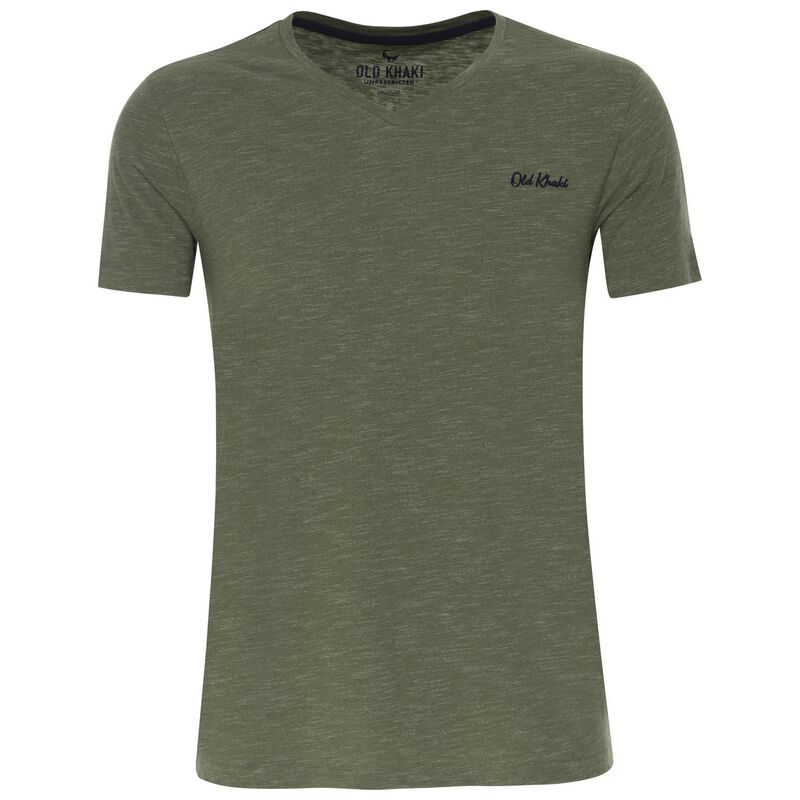 Old Khaki Men's Todd Standard Fit T-Shirt -  olive