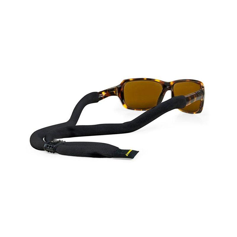 Croakies Suiter XL Glasses Cord -  black