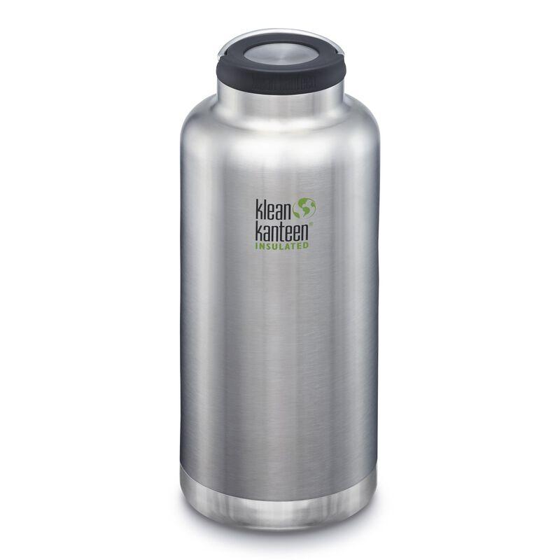 Klean Kanteen TKWide 64oz Bottle -  silvergrey