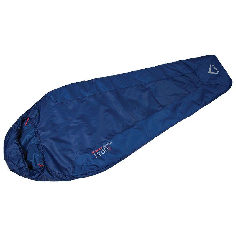K-Way Magoeba 950 Eco Sleeping Bag -  blue-blue