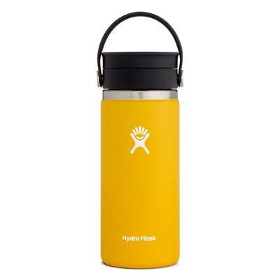 Hydroflask 473ml Wide Mouth Flex Sip Lid Coffee Mug