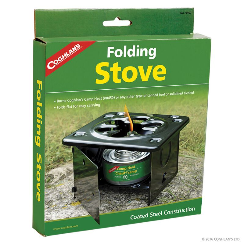 Coghlan's Folding Stove -  nocolour