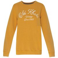 Old Khaki Women's Tatum Sweat  -  ochre