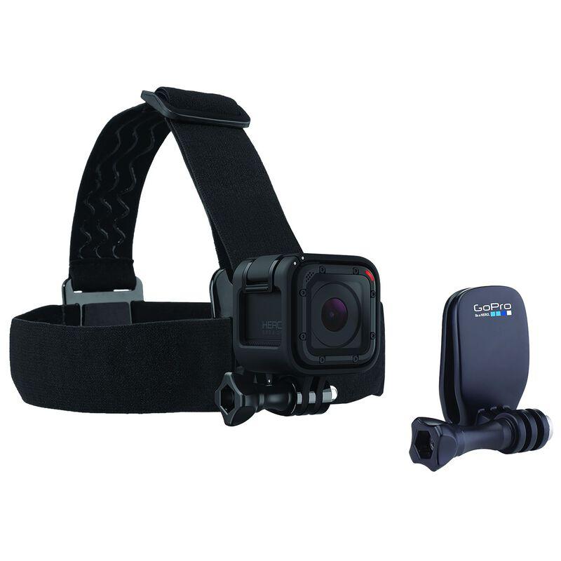 GoPro QuickClip Headstrap -  black