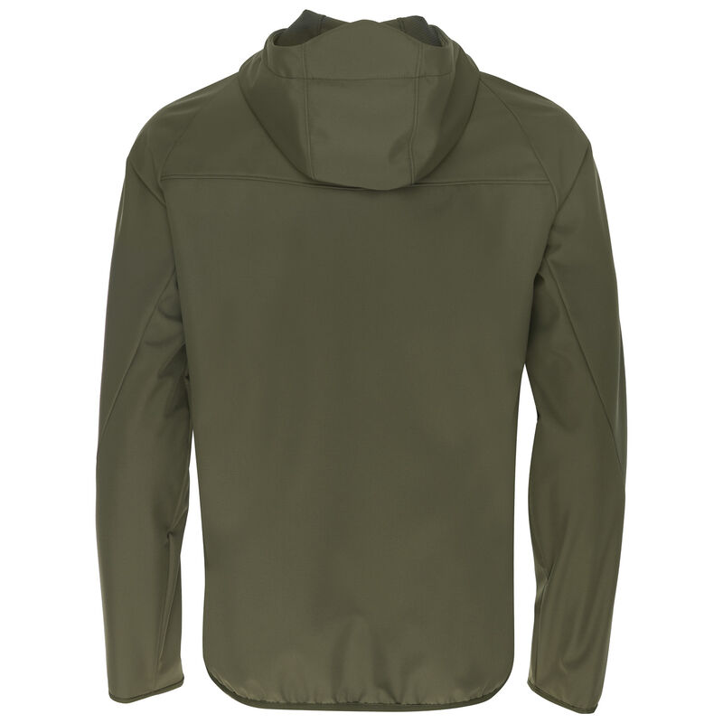 K-Way Men's Softshell Jacket -  olive