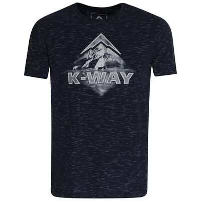 K-Way Men's Mirage T-Shirt S20