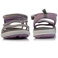 K-Way Women's Manilla Sandal -  lilac-lightgrey