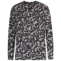 Rare Earth Women's Dawn Printed Blouse -  assorted