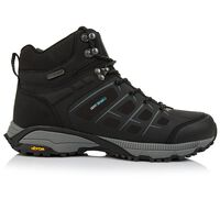 K-Way Men's Edge 2 Boots -  black-black