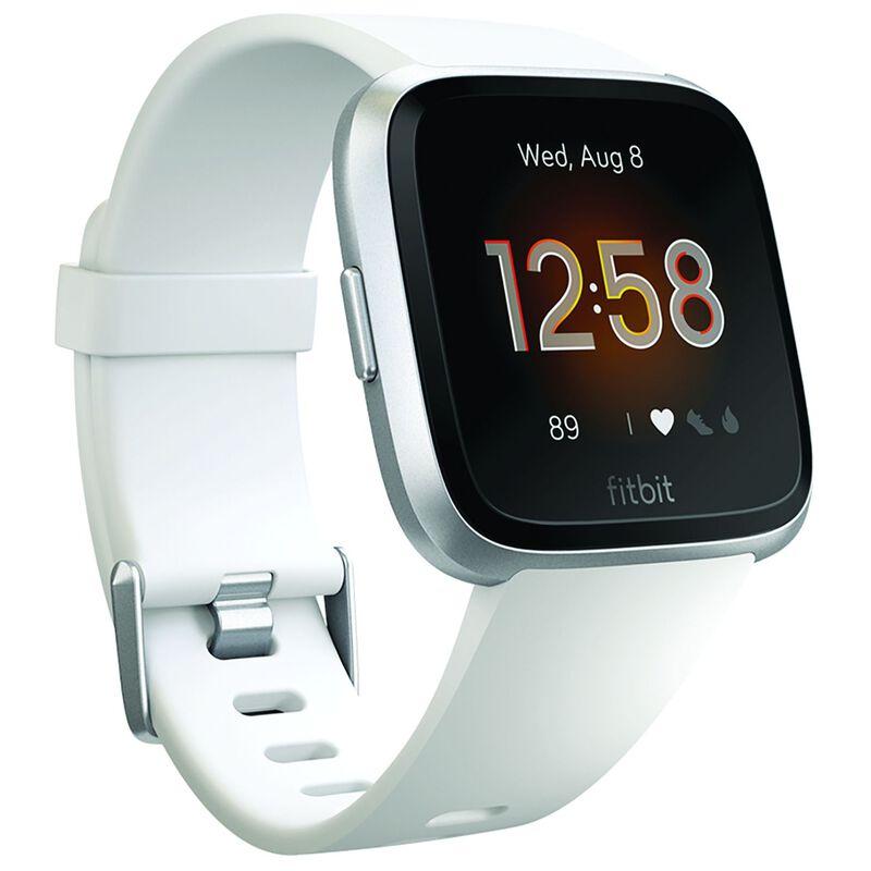 Fitbit Versa Lite Watch -  white-silver