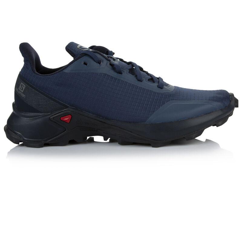 Salomon Men's Alphacross Shoe  -  blue-navy