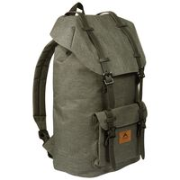 K-Way Hipster DayPack -  charcoal-charcoal