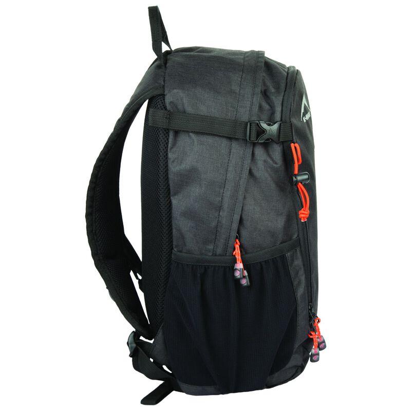 K-Way Quest 2 DayPack -  black-orange
