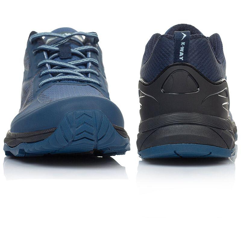 K-Way Men's Apex Shoe -  navy-black