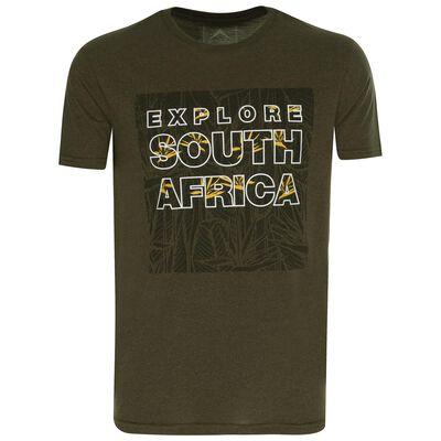 K-Way Men's Tourist SA S19.3 T-Shirt